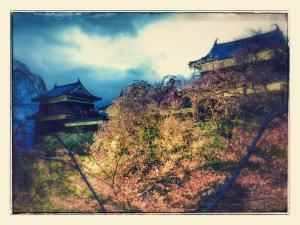 上田城跡公園 上田城千本桜まつり 櫓門